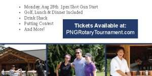 2017 PNG Rotary Golf Tournament