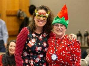 17th Annual Wine Exchange & Festive Sweater Celebration @ Ecotrust | Portland | Oregon | United States