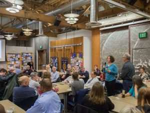 Pearl Rotary Meeting @ EcoTrust Building | Portland | Oregon | United States