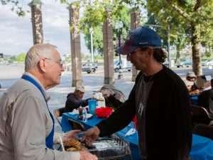 Street Roots Celebration @ Ankeney Plaza | Portland | Oregon | United States