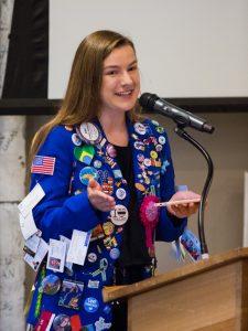 Kristina 2016-2017 PPRC Inbound Exchange Student
