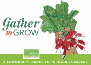 Growing Gardens Community Brunch @ The Village Ballroom | Portland | Oregon | United States