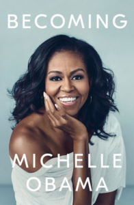 Michelle Obama's Becoming - Social Justice Book Club @ Kelly Marrow's House